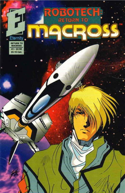 Robotech: Return to Macross #2 FN; Eternity | save on shipping - details inside