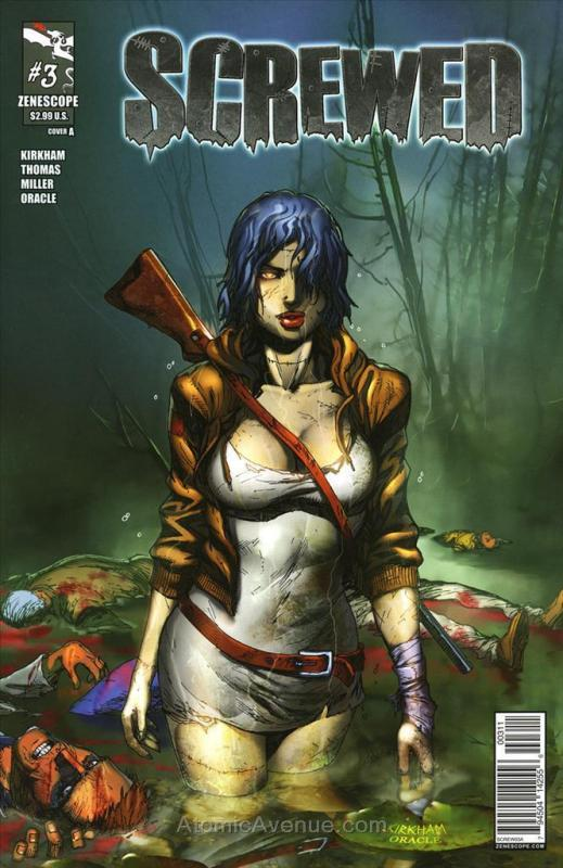 Screwed #3A VF; Zenescope | save on shipping - details inside