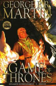 Game of Thrones (George R.R. Martin's…), A #2A VF/NM; Dynamite | save on shippin
