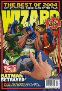 Wizard: The Comics Magazine #159B FN; Wizard | save on shipping - details inside