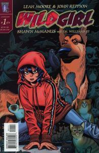 WILD GIRL 1-6  complete fantasy/adventure mini-series