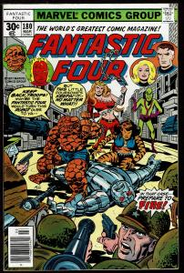 Fantastic Four #180 (Mar 1977, Marvel) 7.0 FN/VF