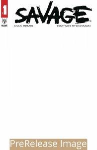 SAVAGE (2020 VALIANT) #1 VARIANT CVR D BLANK PRESALE-09/02