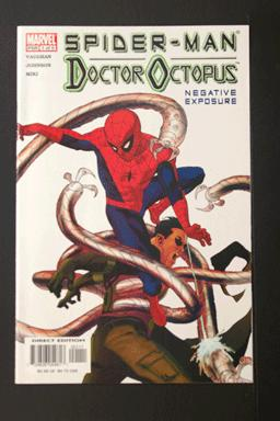 Spider-Man Doctor Octopus Negative Exposure #1 Dec 2003