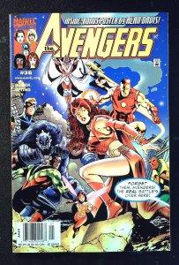 Avengers #36 (2001)