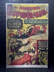 The Amazing Spider-Man #14 | Comic Book Cover Replica | 11x17 Poster