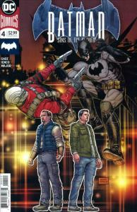 Batman: Sins of the Father #4 VF/NM; DC | save on shipping - details inside