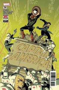 Captain America #704 (Marvel, 2018) NM