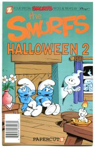 SMURFS Halloween 2, NM, Ashcan, 2011, Papercutz, more Promos in store