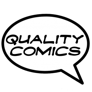 The Quality Comics Gallery