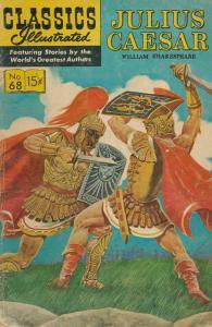 Classics Illustrated (Gilberton) #68 (5th) VG; Gilberton | low grade comic - sav