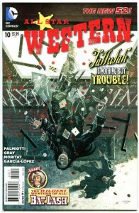 ALL STAR WESTERN #10 11 12, VF+, Jonah Hex in Gotham, 2011, more in store