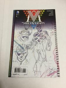 Multiversity 2 Sketch Variant 1:100 Nm Near Mint DC Comics
