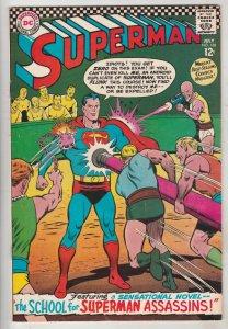Superman #188 (Jul-66) VF/NM High-Grade Superman
