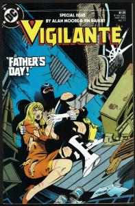 Lot of 2 Issues: Vigilante #17 & 18 (May/Jun 1985, Marvel) Alan Moore 8.0 VF