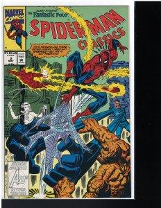 Spider-Man Classics #2 (Marvel, 1993)