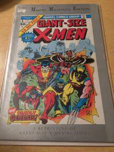 Marvel Milestone Edition: Giant Size X-Men #1