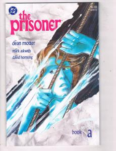 Prisoner (1988) #A DC Comic Book Number Six Village Patrick McGoohan HH4 AD38