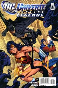 DC Universe Online Legends #18, NM (Stock photo)