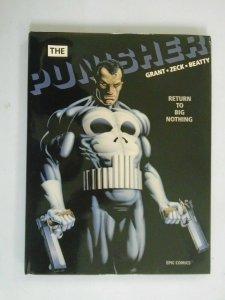Punisher Return to Big Nothing HC 6.0 FN (1989 1st Printing)