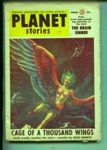 Planet Stories-Pulp-Spring-1955-Stanley Mullen-Alan E. Nourse