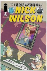 Further Adventures of Nick Wilson #2 Cvr A (Image, 2018) NM
