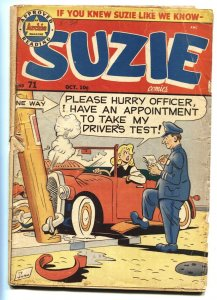 Suzie #71 Archie-Golf Story-GINGER-KATY KEENE-1949 G