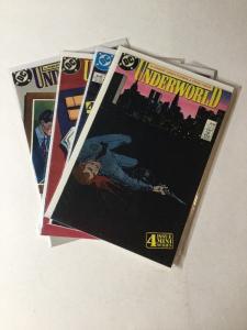 Underworld 1-4 1 2 3 4 Miniseries Nm Near Mint Dc Comics