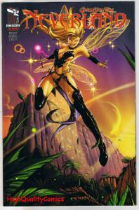 GRIMM FAIRY TALES - NEVERLAND #5, VF+, Zenescope, 2010, more GFT in store
