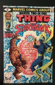 Marvel Two-in-One #61 (1980)