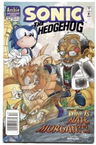 SONIC THE HEDGEHOG #65 1997-ARCHIE COMICS-SEGA