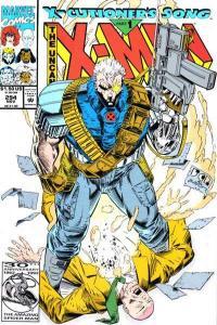 Uncanny X-Men (1981 series) #294, VF+ (Stock photo)