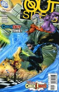 Outsiders (2003 series) #47, VF+ (Stock photo)