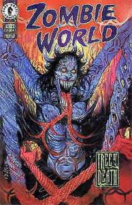 ZombieWorld: Tree of Death #2 VF/NM; Dark Horse | save on shipping - details ins