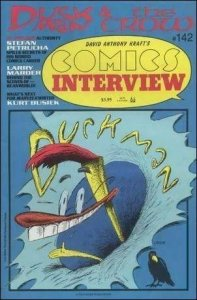 Comics Interview #142 FN; Fictioneer | save on shipping - details inside