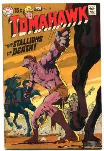 Tomahawk Comics #123 1969-Neal Adams- DC Western Silver Age- VF