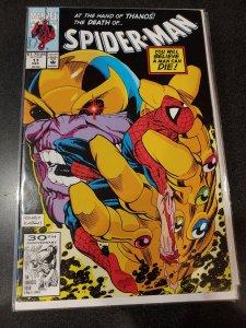 SPIDER-MAN #17 THANOS ISSUE NM