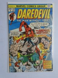Daredevil: The Man Without Fear #129 - 3.0 GD/VG - 1976