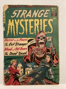 Strange Mysteries #14 1953 Superior Comics