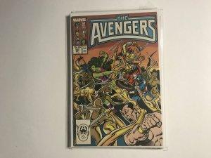 The Avengers #283 (1987) VF3B1