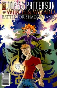Witch & Wizard: Battle for Shadowland #1, NM- (Stock photo)