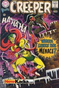 Beware the Creeper (1968 series) #1, VF- (Stock photo)