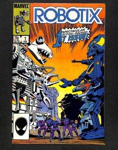 Robotix #1 (1986)