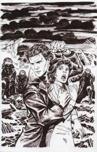 Angel: Blood & Trenches #1A VF/NM; IDW | save on shipping - details inside