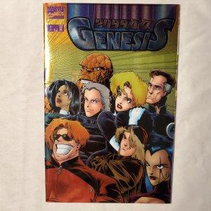 2099 Genesis 1 Very Fine- Cover pencils by Humberto Ramos