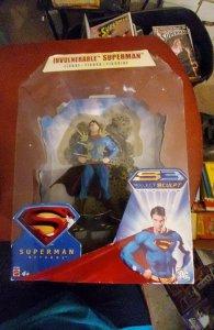 Superman returns Superman figure