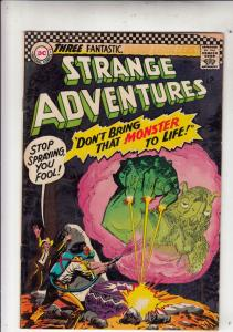Strange Adventures #188 (May-66) VG/FN Mid-Grade