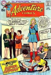 Adventure Comics (1938 series) #396, VG+ (Stock photo)
