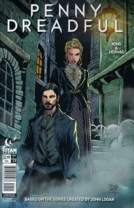 Penny Dreadful (Vol. 2) #9A VF/NM; Titan | save on shipping - details inside