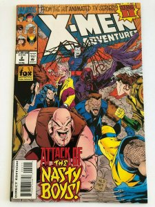 X-Men Adventures Season II #2 VF